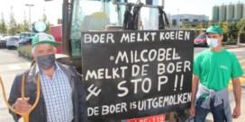Boeren protesteren tegen te goedkope melk