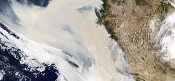 In cijfers: hoe catastrofaal groot de bosbranden in de VS écht zijn