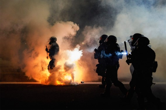 Burgemeester Portland verbiedt gebruik traangas
