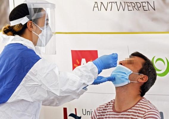 Gemiddeld 547 besmettingen per dag: stijging met 22 procent