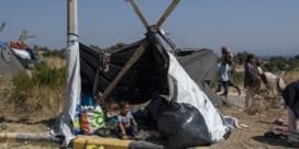 België stuurt nog geen medisch noodteam naar Lesbos, wel materiële hulp