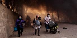 Europese Commissie stuurt aan op snellere procedures tegen Moria-toestanden