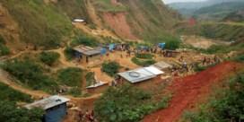 Minstens 50 doden bij instorting van goudmijn in Congo