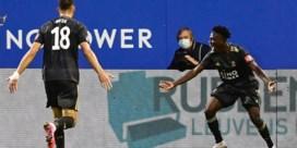Standard lijdt met tien man eerste nederlaag: uitgekiend OH Leuven doet gouden zaak