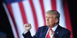 President Trump laat journaliste verwijderen van meeting