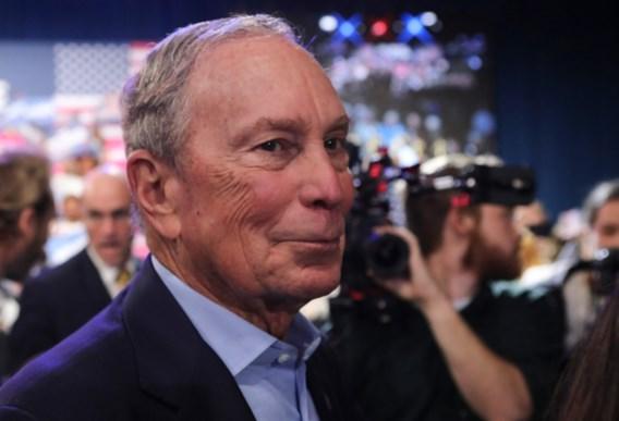 Bloomberg pompt 100 miljoen in campagne Biden in Florida