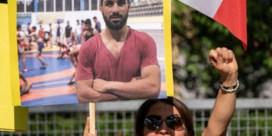 Iraanse worstelaar sneller dan verwacht geëxecuteerd