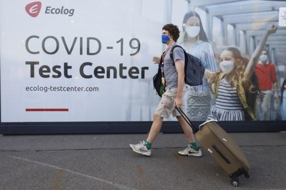 Gratis covid-19-test mogelijk op Brussels Airport