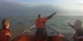 Vrijwillige zeeredders halen collega in nood uit Noordzee