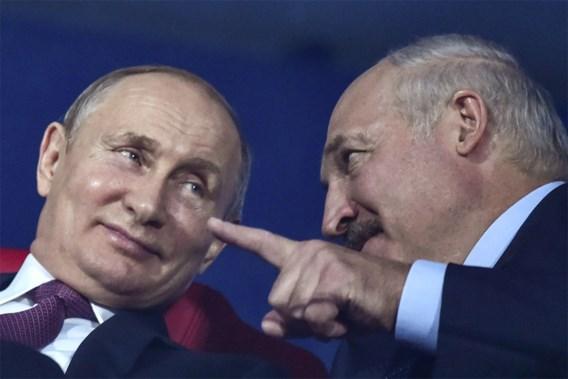 Loekasjenko krijgt lening van 1,5 miljard dollar van Poetin