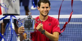 US Open: Dominic Thiem mankend naar eerste major in bizarre finale