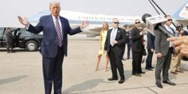 Trump over bosbranden: 'Geen klimaatopwarming, het wordt koeler'