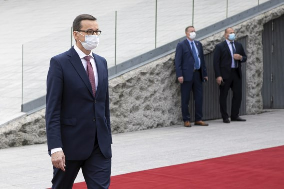 Poolse premier heeft 'schaamteloos' wet overtreden, oordeelt rechtbank