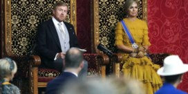 Nederlandse koning waarschuwt voor zware economische terugslag: 'Ongekend in vredestijd'