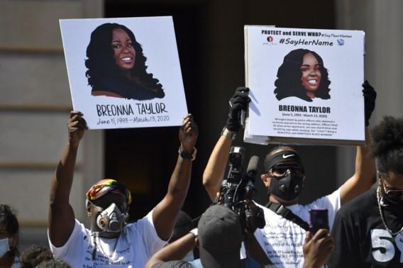 Amerikaanse stad betaalt recordbedrag aan nabestaanden doodgeschoten Breonna Taylor