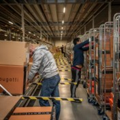 E-commerce boert 10 procent achteruit