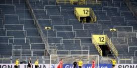 Duitse voetbalstadions mogen 20 procent van capaciteit benutten