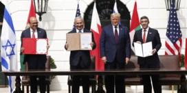 Trump claimt vrede door Arabieren te verdelen