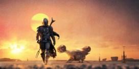 Een Mandalorian neemt zijn helm nooit af