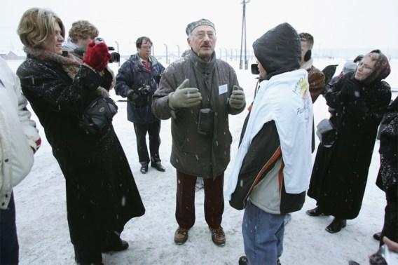 Holocaust-overlever Henri Kichka krijgt straat in Vorst