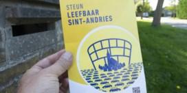 Protest tegen nieuw stadion Club Brugge zwelt aan