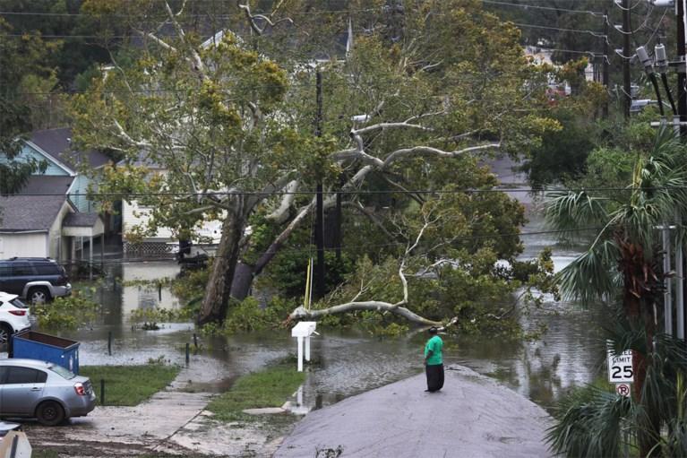 Storm Sally houdt lelijk huis in de VS