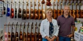 Uitbaters grote muziekhandel aan Kust willen het wat rustiger aandoen