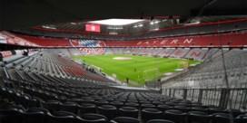Dan toch geen fans toegelaten bij openingsmatch Bundesliga