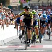 Dion Smith sprint bergop naar eerste profzege in Coppa Sabatini