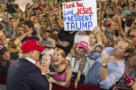 PODCAST. Vier jaar geleden stemden zij op Trump. Zijn ze dat opnieuw van plan?
