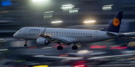 Luchtvaart zinkt verder weg