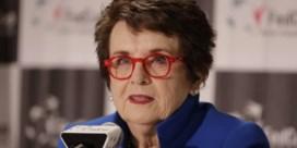 Fed Cup gaat voortaan als Billie Jean King Cup door het leven