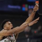 Antetokounmpo kroont zich voor tweede seizoen op rij tot MVP van de NBA