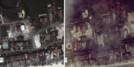 Voor en na: satellietbeelden tonen impact na orkaan Sally