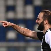 Gonzalo Higuain verlaat Juventus voor Inter Miami