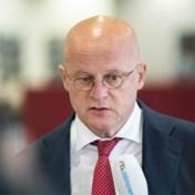 Nederlandse minister Grapperhaus toch nog beboet voor corona-overtreding