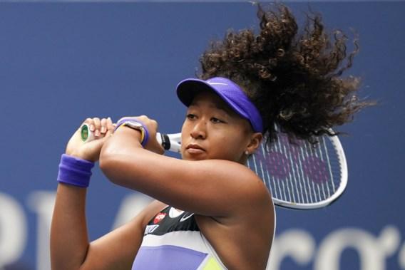 Geblesseerde Osaka meldt zich af voor Roland Garros