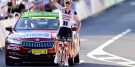 Belgen eindelijk in de aanval maar Deen Soren Kragh Andersen pakt zijn tweede ritzege