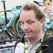 Ploegleider Van Aert legt uit waarom hij uit Tour werd gezet