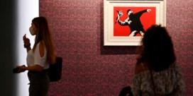 Banksy verliest handelsmerk op eigen beeld