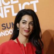Amal Clooney neemt ontslag uit protest tegen Brexit-plannen