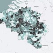 Het coronavirus in België in cijfers en grafieken