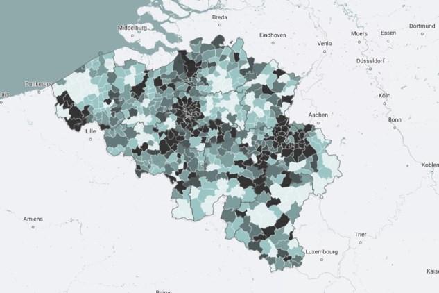 Het coronavirus in België in cijfers en grafieken - De Standaard Mobile