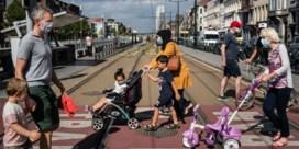 Brussel heeft nu meer positieve coronatests per dag dan tijdens eerste golf
