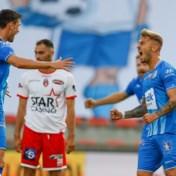 Dorsch schenkt AA Gent eerste uitzege
