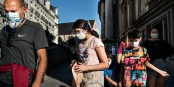 Zorgenkind Brussel geeft geen krimp