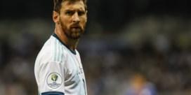 Goed nieuws voor Argentinië: schorsing van Lionel Messi voor start WK-kwalificatie is verjaard