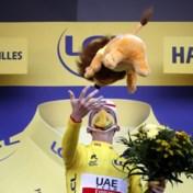 Pogacar zorgt voor mirakel in de Tour: rijdt Roglic helemaal weg in tijdrit en pakt gele trui