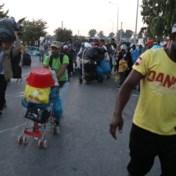 Meeste migranten uit Moria verplaatst naar ander kamp op Lesbos