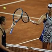 Elise Mertens sneuvelt in de kwartfinales Rome tegen Pliskova
